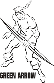 for kids download green arrow coloring pages 95 for coloring books