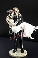 skeleton wedding cake topper skeleton wedding cake topper ebay