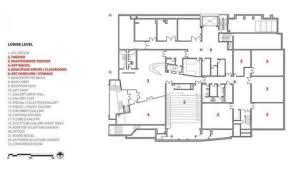 Floor Plans Alberta Art Gallery Of Alberta By Randall Stout Architects 20