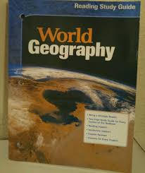 mcdougal littell world geography reading study guide 10th grade 10