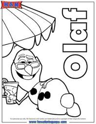 frozen coloring pages olaf inspiration graphic frozen olaf