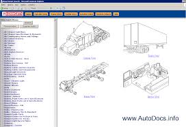 kenworth parts kenworth spare parts catalog online 2010 parts catalog order