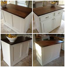 Under Counter Corbels Remodelaholic Update A Plain Kitchen Island Or Peninsula With