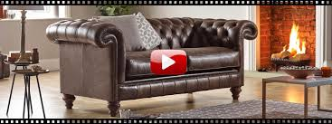 Chesterfield Style Sofa by Rochester 3 Seater Sofa From Sofas By Saxon Uk