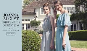 joanna august bridesmaid bridesmaid dresses joanna august 2016 bridesmaid