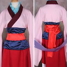 Chinese Halloween Costumes Aliexpress Buy Hottest Chinese Anime Costumes Hua Mulan