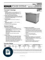 5ecd kohler generator sulfuric acid battery electricity