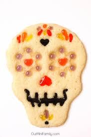dia de los muertos sugar skulls dia de los muertos sugar skull cookies our mini family