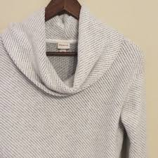 merona sweater 50 merona sweaters sold merona white black cowl neck