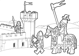 transformer coloring pages lego duplo knights coloring page for kids printable free lego