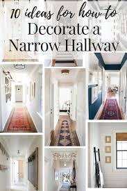 best 25 narrow hallway decorating ideas on narrow