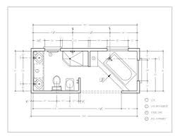 dimensioned floor plan nkba dimensioning drafting modeling and 3d printing with lydia