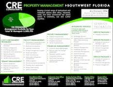 property management services cre consultants