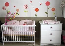 chambre bébé fille déco amazing decoration de chambre bebe 2 chambre fille decoration de