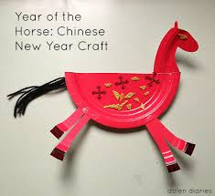 chinese new year of the horse diana rambles