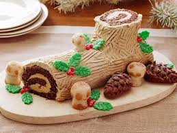 buche de noel recipe food