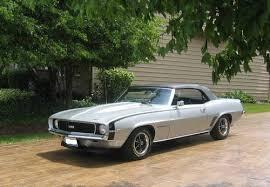 1969 camaro rs ss convertible 1969 camaro rs ss clone convertible 350 motor silver black
