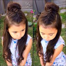 Hairstyles For Toddlers Girls by Hair Style For Little Girls My Creation Miris Things