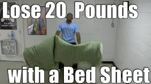 how to lose 20 pounds fast in 30 days with bed sheet workout 2