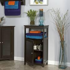 Corner Units For Bathrooms Bathroom Bathroom Floor Cabinet Small Bathroom Storage U201a White