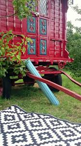 Camping Outdoor Rugs by Camping Turns Into Glamping With A Green Decore Outdoor Rug