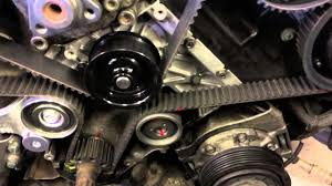 audi timing belt replacement audi 3 0 timing belt replacement made easy