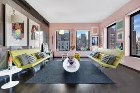 dotcom exec lists his colorful chelsea apartment for 2 2m