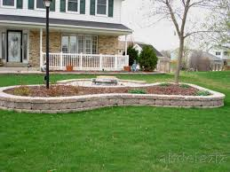 Front Yard Retaining Walls Landscaping Ideas - retaining wall ideas for front yard