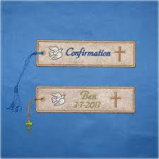 personalized religious gifts confirmation bookmark personalized religious gifts
