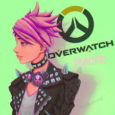 punk tracer overwatch 5k wallpapers overwatch searching by kate n bd on deviantart