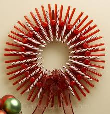 how to make wreaths fashion peppermint stick christmas wreath tutorial crafts n