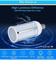 60 watt aquarium light 60 watt led light bulb 8100 lm 5000k daylight ip64 canada etl