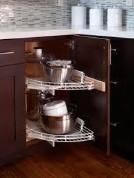 kitchen corner storage ideas kitchen cabinet organizers solid wood lazy susan easily makes
