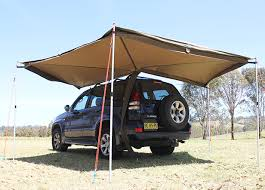 4wd Shade Awning Oz Tent Fox Wing Awning