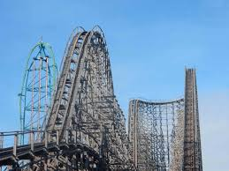 Nitro Six Flags Six Flags Great Adventure Trip Report June 2 2016 Coaster101