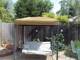 Swing Cushion Replacements by Sonoma Swing Replacement Canopy Cover Garden Winds