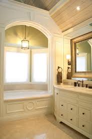Yellow And Pink Bathroom Beautiful Tub Enclosures In Bathroom Shabby Chic With Wainscoting