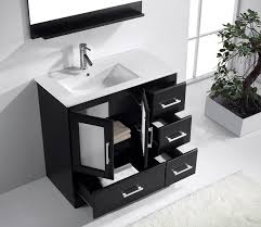 Zola Bathroom Furniture 36 Virtu Zola Ms 6736 Es Bathroom Vanity Bathroom Vanities
