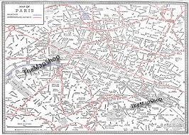 Aris Metro Map by Vintage Paris Metro Stops Street Map New Zone