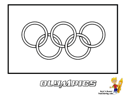 Flags Of The World Free Printable Olympics Mascot Coloring Pages Free Olympic Flags Torches
