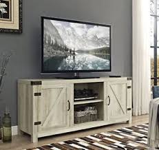 Shabby Chic Entertainment Center by Rustic Tv Stand Flat Screen Console Up To 65