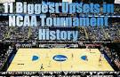 11 Biggest Upsets in NCAA Tournament History | Total Pro Sports