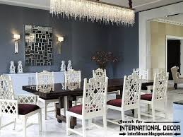 Luxurious Dining Rooms Home Design International Contemporary Dining Room Sets Ideas