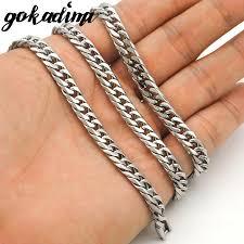 aliexpress buy gokadima 2017 new arrivals jewellery aliexpress buy gokadima 2017 new mens necklace chain fashion