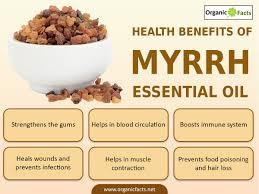 17 amazing benefits of myrrh essential oil organic facts