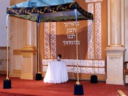 chuppah dimensions wedding guide