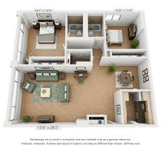 2 Bedroom Floor Plans by Boston Apartment Pricing U0026 Floor Plans Church Park Apartments