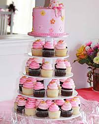 ideas for girl baby shower your best baby shower cupcakes martha stewart