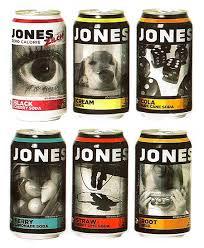 image gallery jones soda cans