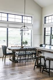 Farmhouse Table Lighting by Smi Modern Farmhouse Kitchen And Dining Nook Sita Montgomery
